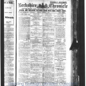Berkshire Chronicle Reading 08-1916