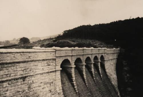 Burrator Reservoir, c1900, Dartmoor