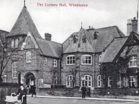 Lingfield Road, Wimbledon: Village Lecture Hall and Club