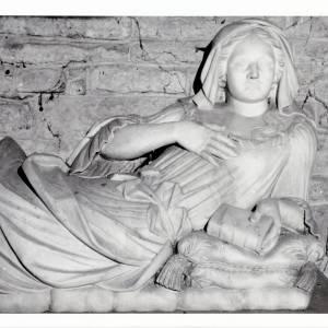 Tomb of Constance Biddulph, Ledbury Church, Herefordshire, d 1706