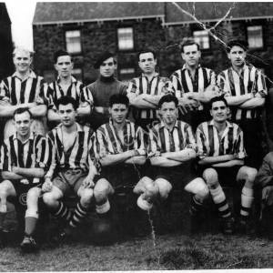 Grenoside Sports Football Club 1954 Cup Final Side
