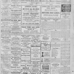 Hereford Journal - 5th October 1918