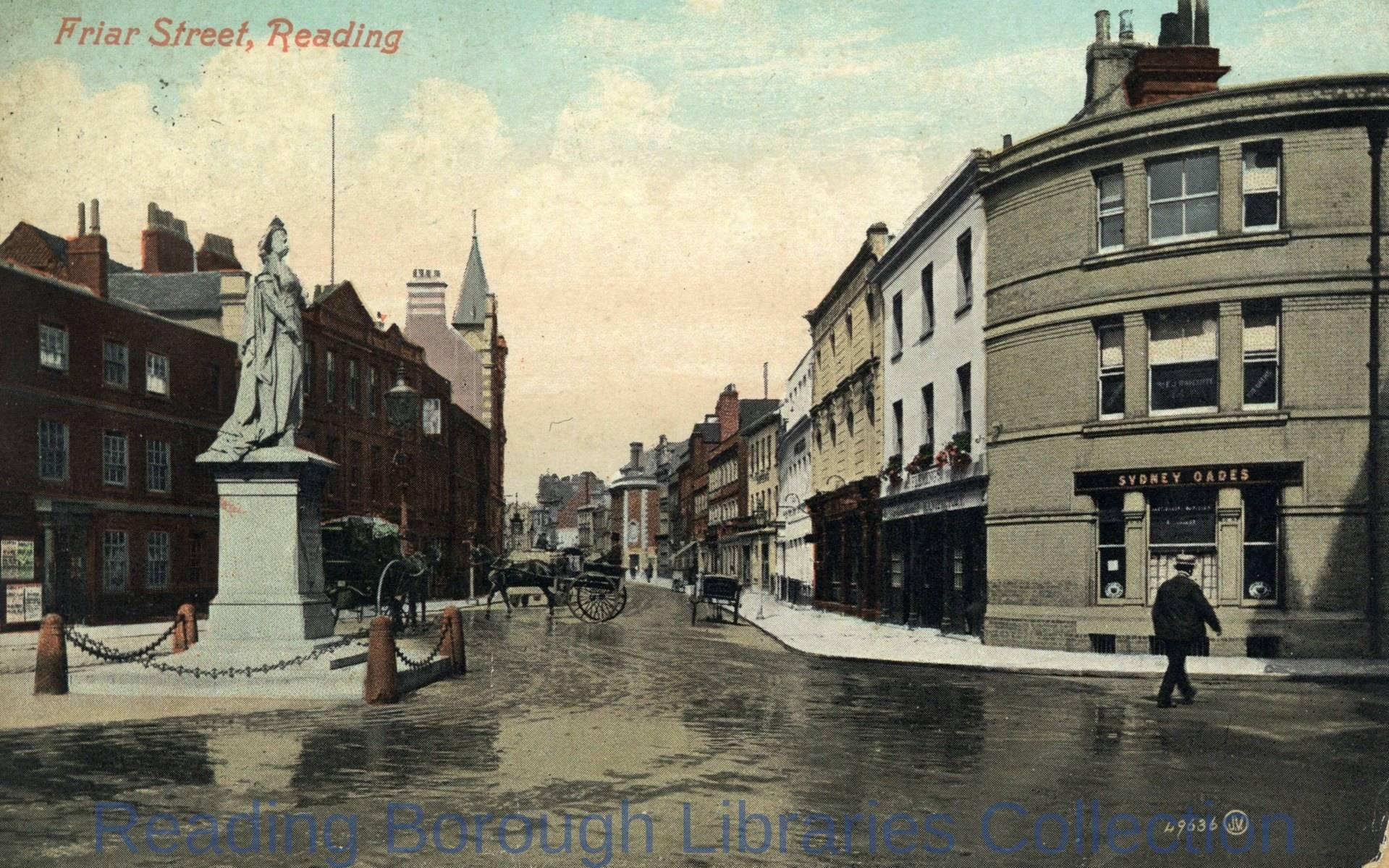 Friar Street, Reading.