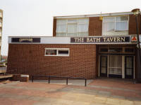 Bath Tavern, Cobham Court, Haslemere Avenue