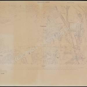 Plan SK3496-3596 Burncross-Chapeltown 1963