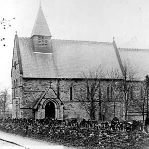 St Saviour's Church, Mortomley