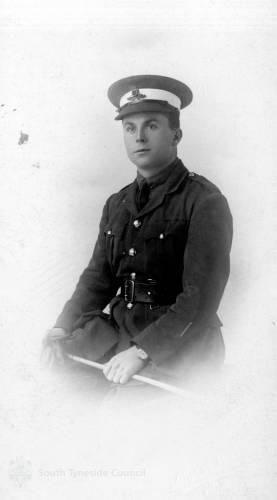 Officer Cadet, Royal Artillery