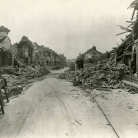 Bomb damage, Blitz