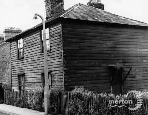 Love Lane, Mitcham: Mrs. Dents Cottage