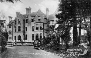 Catherine Gladstone Convalescent Home, Mitcham