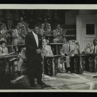 Joe Williams with the Count Basie Orchestra