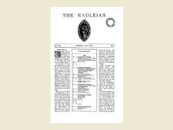 The Radleian 1939 - No. 580 July