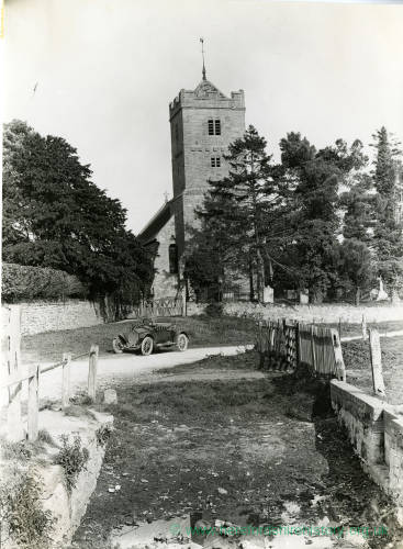 Yarkhill Church Tower