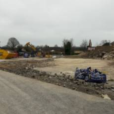 2019 03 March Construction Begins for All Saints View