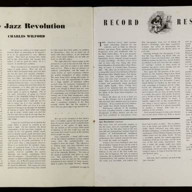 Jazz Illustrated Vol.1 No.8 July 1950 0004