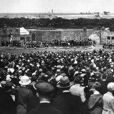Event in South Marine Park, South Shields
