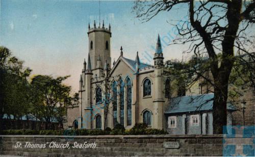 St Thomas Church