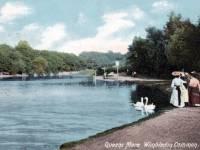Queensmere, Wimbledon Common