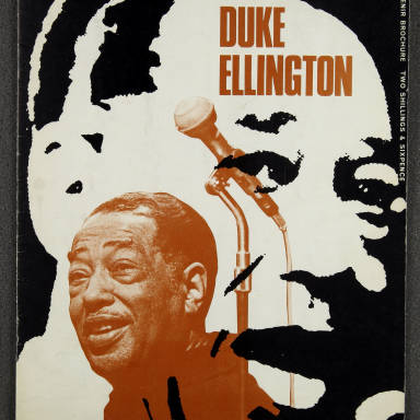 Duke Ellington Orchestra British Tour – February 1967 001