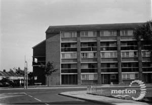 Phipps Bridge Road, Richmond Court, Mitcham