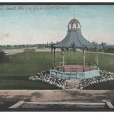Bandstand, South Marine Park, South Shields