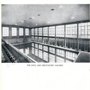 Chapeltown Swimming Baths - brochure for its opening in 1961 (page 7)