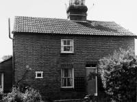 Blue House Cottages, West Barnes Lane:  No.1