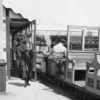 Miniature Railway at Southport, c1930