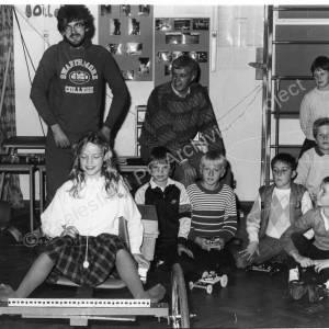Coit School Chapeltown Red Arrow Challenge 1986 d