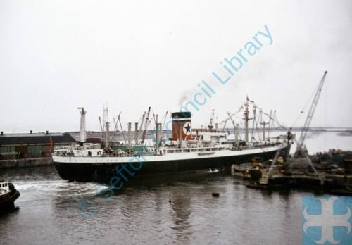 The Ship Tasmania Star