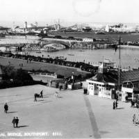 The Lake & Floral Bridge, Southport