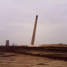 Demolition of Monkton Cokeworks