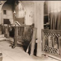 Church of St. Pancras, c1930, Widecombe
