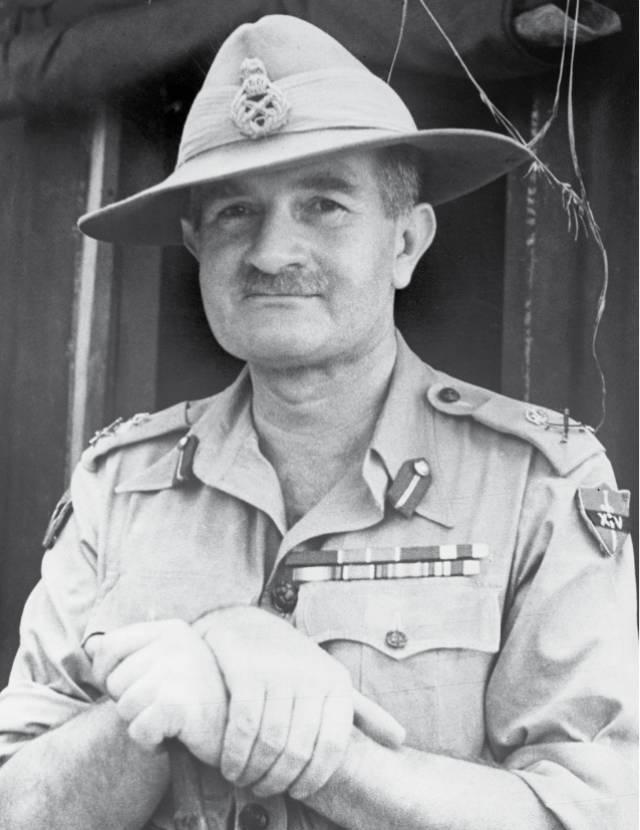 General Sir William Slim's Last Order