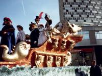 The Merton parade float, Lord Mayor's Show