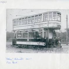 Tram 'Nelson'