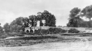 Willow Lane Railway Bridge, Mitcham Common