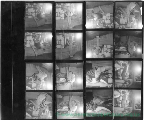 253-1 - Contact prints