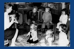 Wimbledon Library, Children's storytime