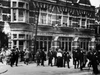 Wimbledon Fire Station, Queen's Road: Opening day