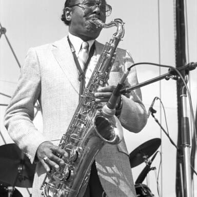 Benny Golson, 1982.