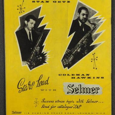 Norman Granz' Jazz at the Philharmonic First British Tour 1958 013