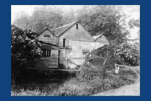 Glover's Snuff Mill, Mitcham Bridge Road, Mitcham