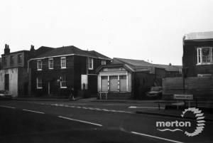 Commonside East: Clarendon Works