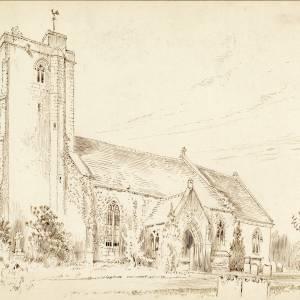 St Mary's Church, Foy