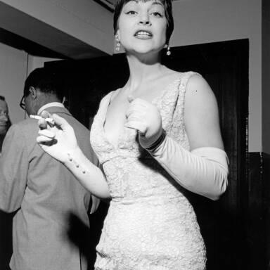 Annie Ross, 1962.