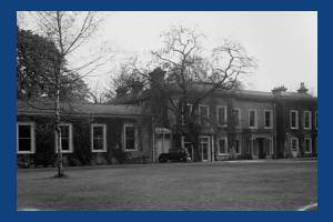 North view of Morden Hall, Morden