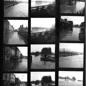 Contact sheet - floods in Herefordshire 2..