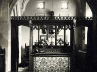 St. Mary's Church, interior, Wimbledon