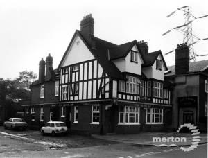The  Crown Inn, London Road, Mitcham